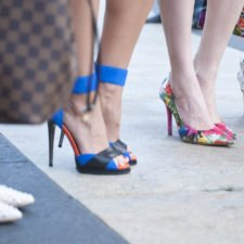 How to Wear High Heels Minus the Pain!