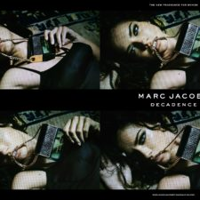 Adriana Lima for Marc Jacob's Decadence