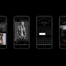 Swipecast: The Tinder of the Modelling World