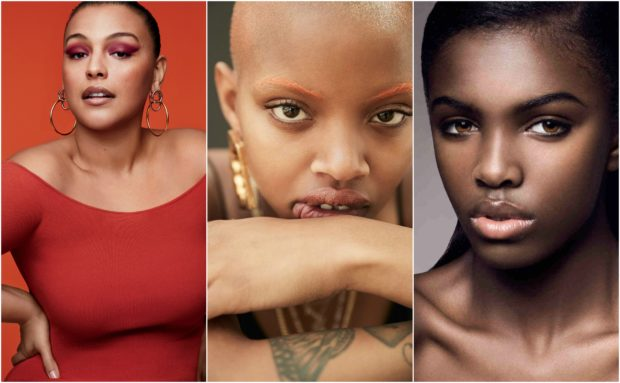 Fenty Beauty Models
