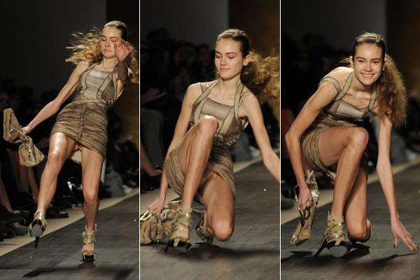 How To Survive A Runway Fall
