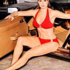 Brooke Shields Stars In Swimsuits For All Campaign at 52