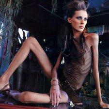 The Darkest Diets of Modeling